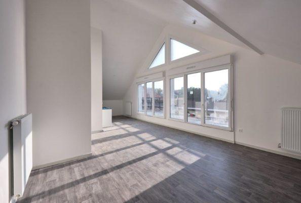 Premier logement livré à CHATEL-SAINT-GERMAIN