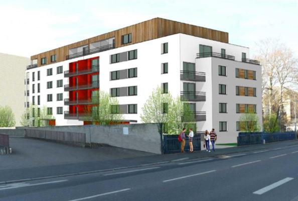 Nouvelle résidence à METZ Devant-les-Ponts